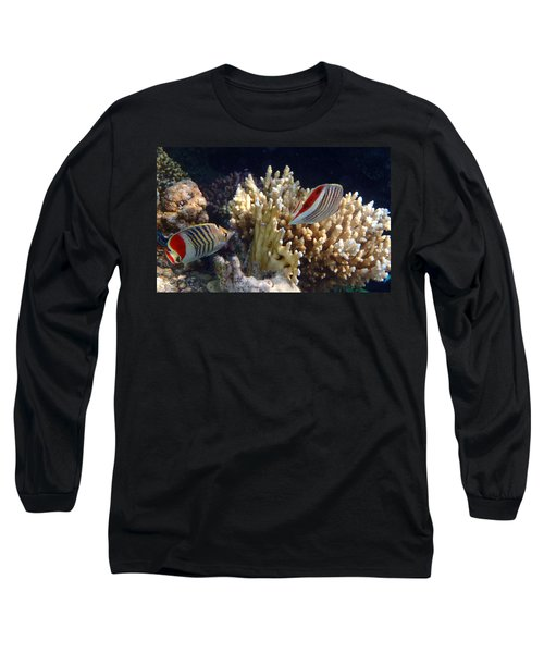 Red Sea Beauty 2 Long Sleeve T-Shirt