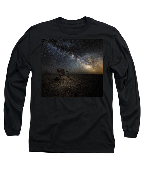 Redneck Planetarium Long Sleeve T-Shirt