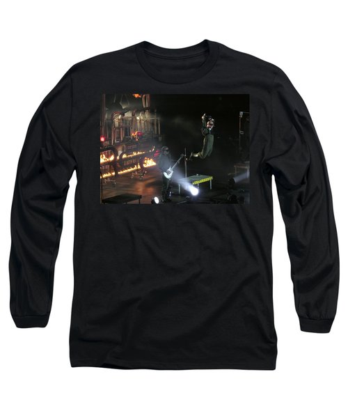 Red's Lead Singer Can Fly Long Sleeve T-Shirt