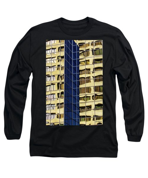Reflecting Architecture  Long Sleeve T-Shirt