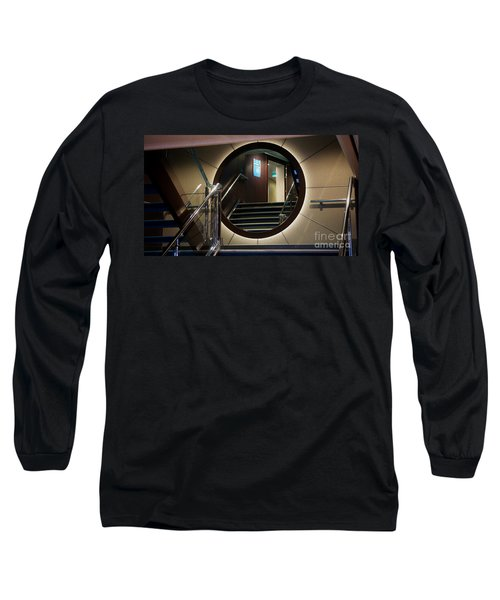Reflection Stair Long Sleeve T-Shirt
