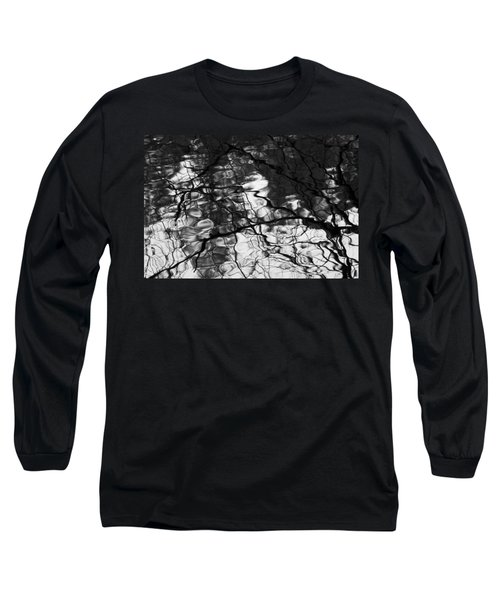 Reflection Long Sleeve T-Shirt by Yulia Kazansky