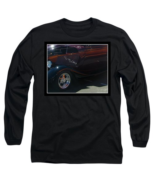 Long Sleeve T-Shirt featuring the photograph Reflections by Bobbee Rickard