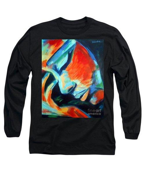 Reflections Long Sleeve T-Shirt by Helena Wierzbicki