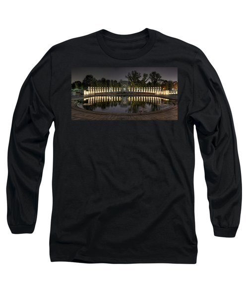 Reflections Of The Atlantic Theater Long Sleeve T-Shirt