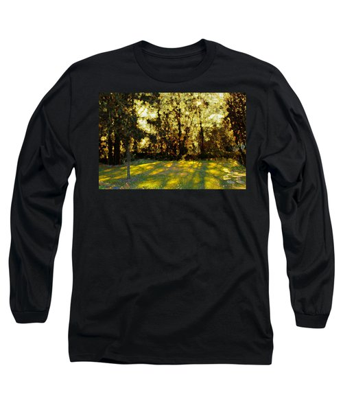 Refrectory Long Sleeve T-Shirt by Terence Morrissey