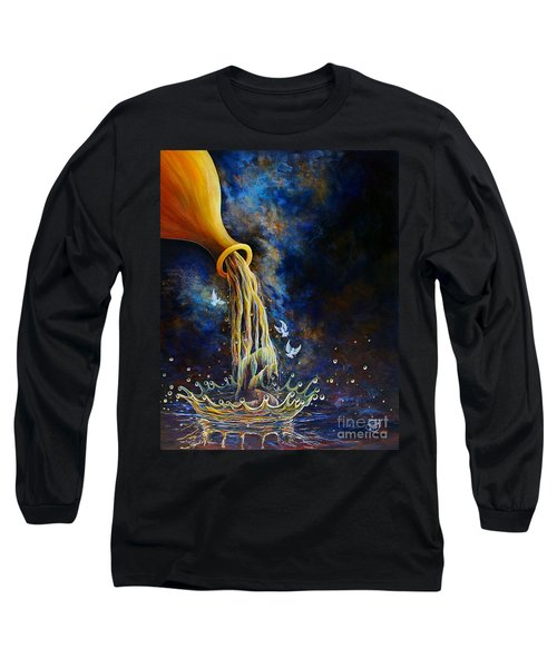 Regeneration Long Sleeve T-Shirt by Nancy Cupp