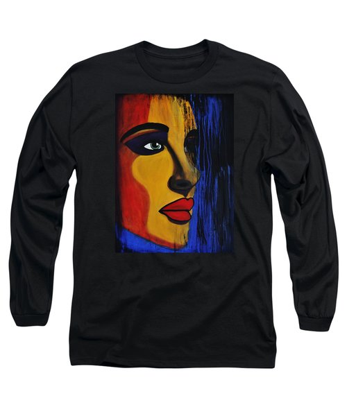 Reign Over Me 2 Long Sleeve T-Shirt by Michael Cross