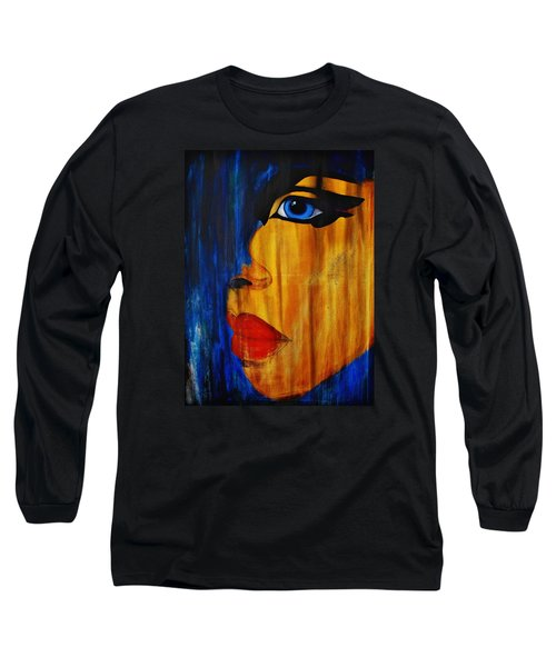 Reign Over Me 3 Long Sleeve T-Shirt by Michael Cross