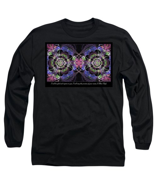 Rejoice In You Long Sleeve T-Shirt