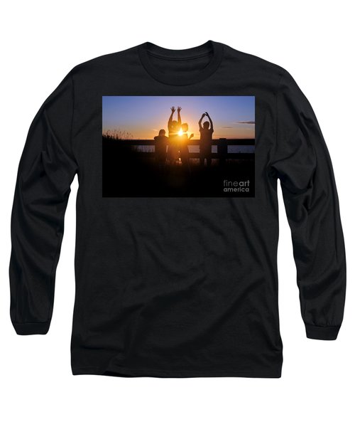 Remains Of The Day Long Sleeve T-Shirt