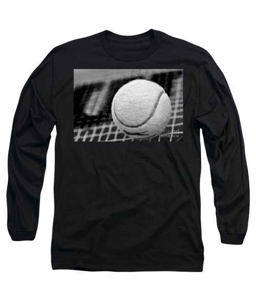 Remember The White Tennis Ball Long Sleeve T-Shirt