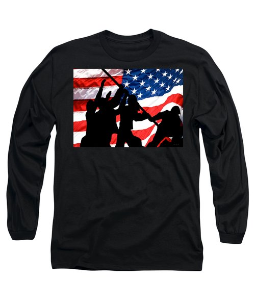 Remembering World War II Long Sleeve T-Shirt