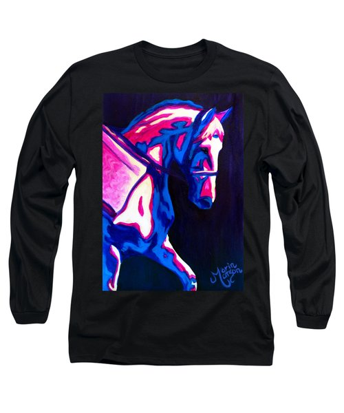 Renaissance Horse Long Sleeve T-Shirt