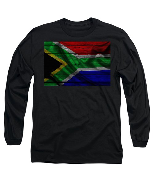 Republic Of South Africa Long Sleeve T-Shirt