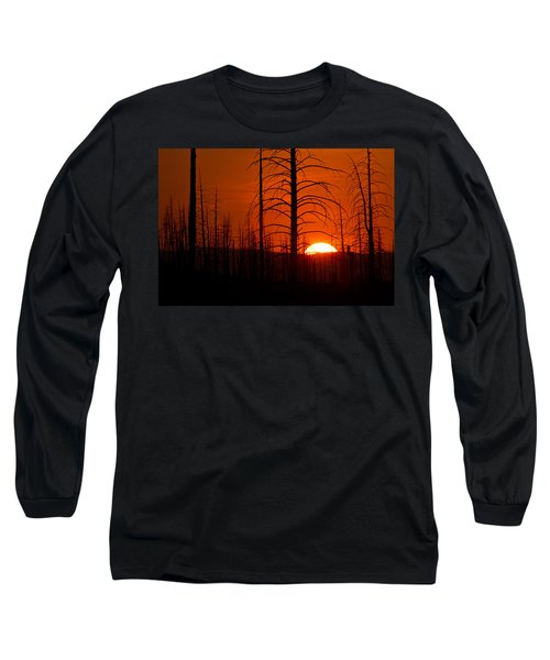 Requiem For A Forest Long Sleeve T-Shirt