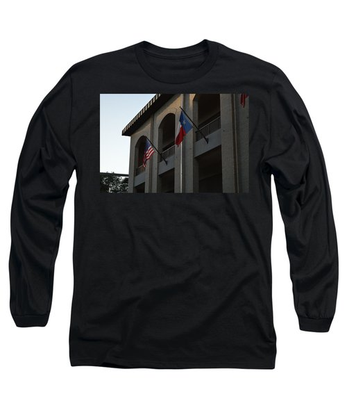 Long Sleeve T-Shirt featuring the photograph Respect by Shawn Marlow