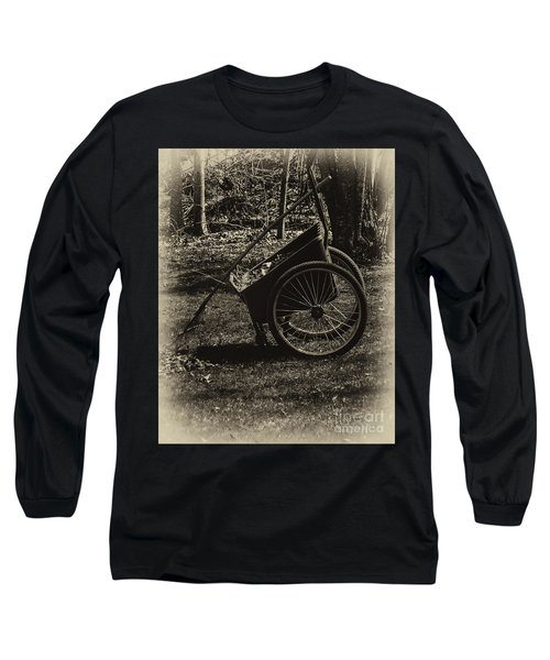 Long Sleeve T-Shirt featuring the photograph Rest Awhile by Mark Myhaver
