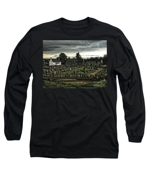 Rest In Peace Long Sleeve T-Shirt