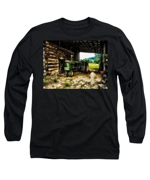 Resting Until The Next Time Long Sleeve T-Shirt