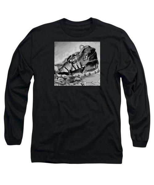 Retro Adidas Long Sleeve T-Shirt