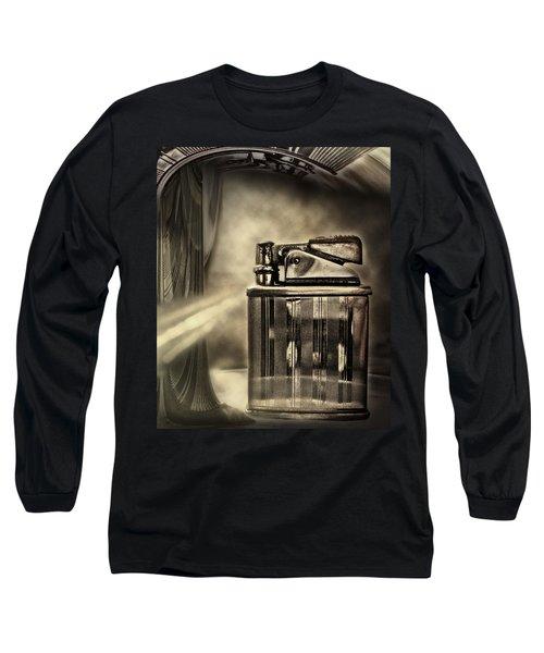 Retro Deco Long Sleeve T-Shirt