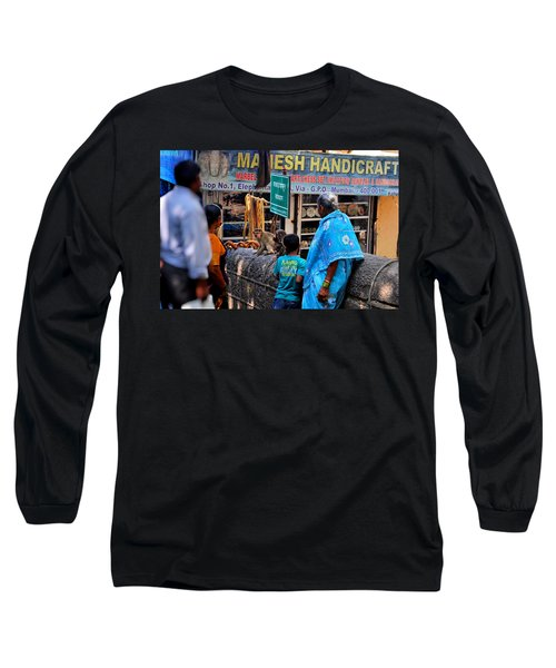 Return To Monkey Island Long Sleeve T-Shirt