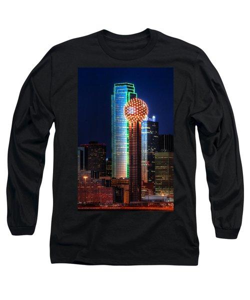 Reunion Tower Long Sleeve T-Shirt