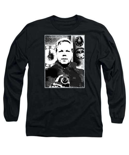 Long Sleeve T-Shirt featuring the digital art Revelatory Perception by Glenn McCarthy Art and Photography