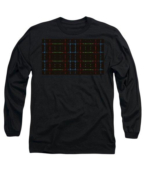 Rgb Network Long Sleeve T-Shirt