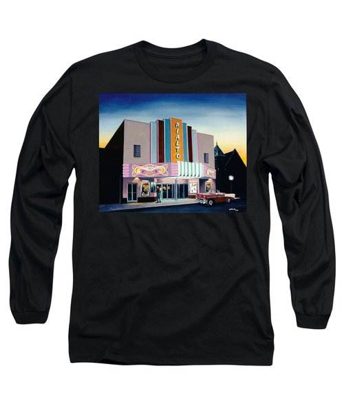 Rialto Long Sleeve T-Shirt
