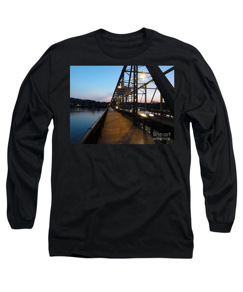 Riding Prohibited Long Sleeve T-Shirt
