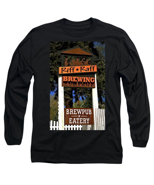 Riff Raff Brewing Long Sleeve T-Shirt