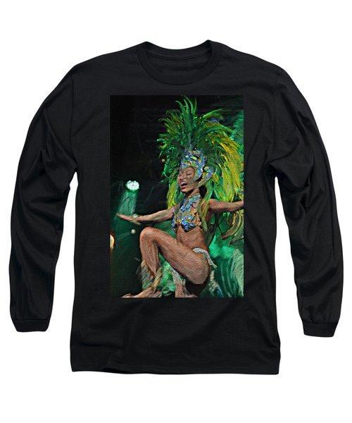 Rio Dancer I A Long Sleeve T-Shirt