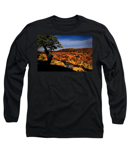 Long Sleeve T-Shirt featuring the photograph Rise And Look Around You by Robert McCubbin