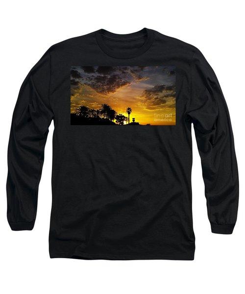 Rise Long Sleeve T-Shirt by Chris Tarpening