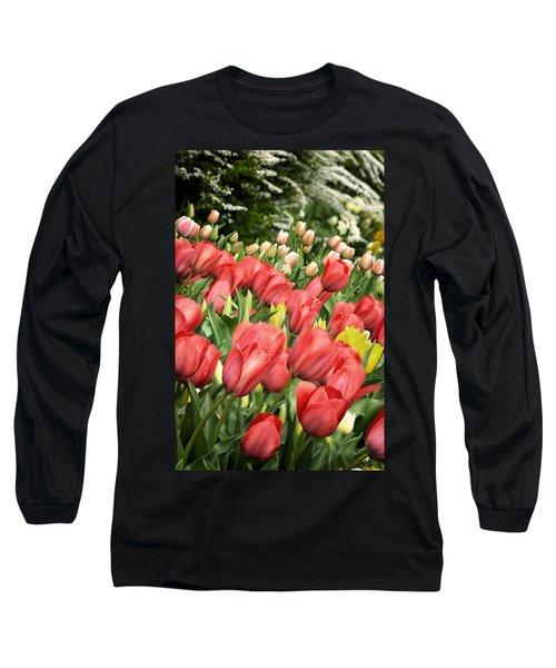 Rising Spring Long Sleeve T-Shirt