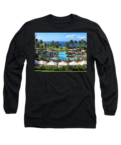 Ritz Carlton 17 Long Sleeve T-Shirt