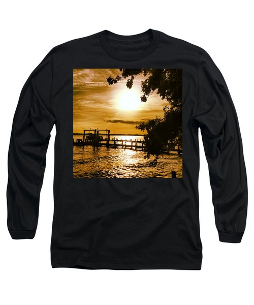 River Acres Jaynes Sunset Long Sleeve T-Shirt