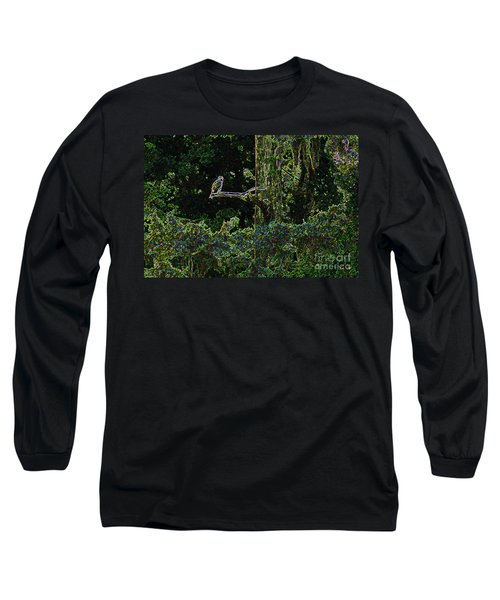 River Bird Of Prey Long Sleeve T-Shirt