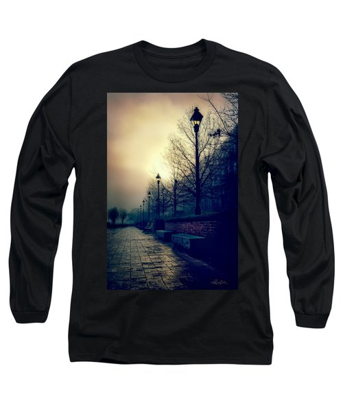River Street Solitude Long Sleeve T-Shirt