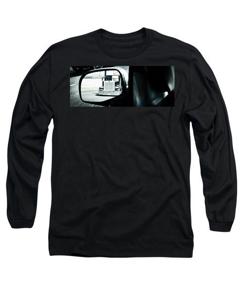 Long Sleeve T-Shirt featuring the photograph Road Rage by Aaron Berg