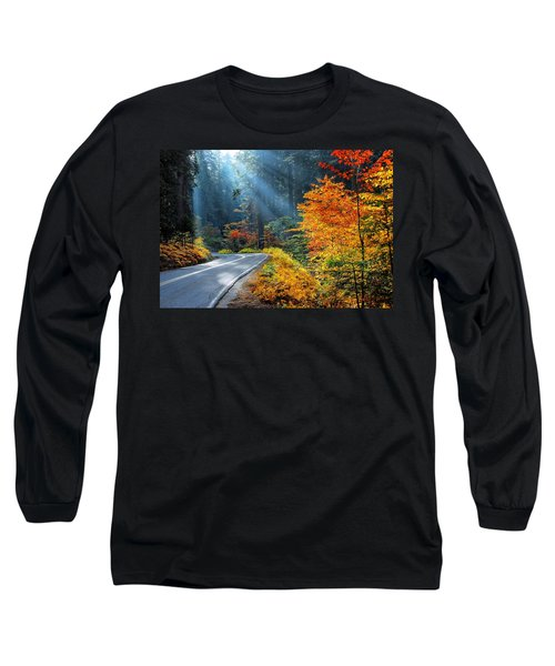 Road To Glory  Long Sleeve T-Shirt