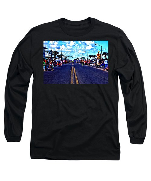 Road To Infinity Long Sleeve T-Shirt
