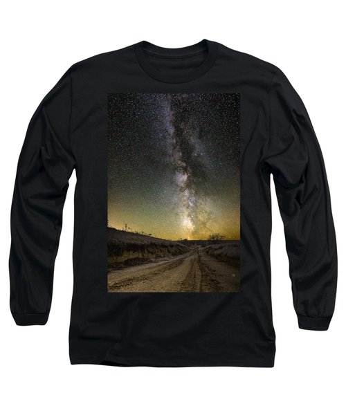 Road To Nowhere - Great Rift Long Sleeve T-Shirt