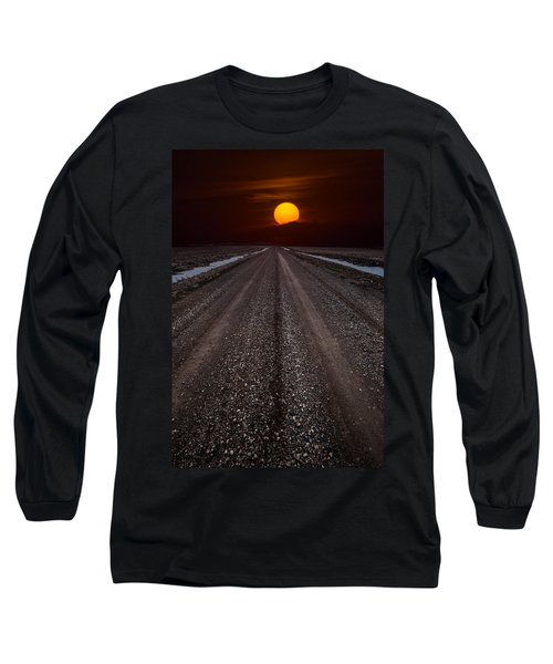 Road To The Sun Long Sleeve T-Shirt