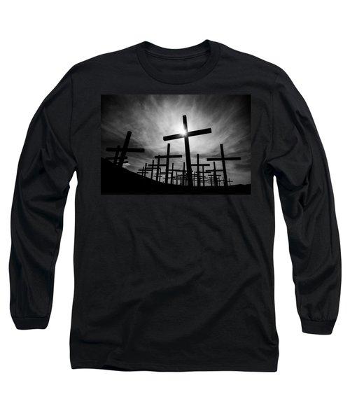 Roadside Memorial Long Sleeve T-Shirt