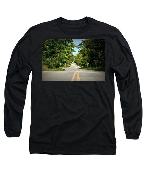 Roadway Slalom Long Sleeve T-Shirt