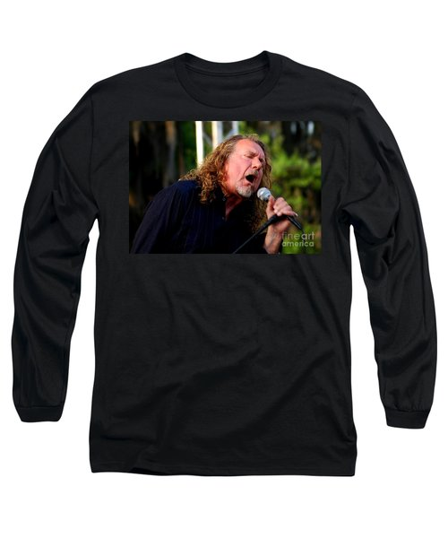 Robert Plant 2 Long Sleeve T-Shirt