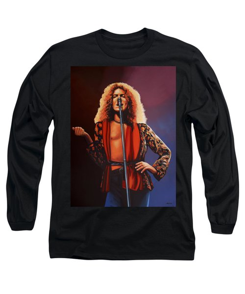Robert Plant 2 Long Sleeve T-Shirt